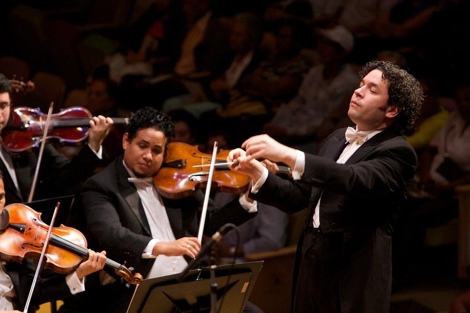 Bild: Gustavo Dudamel