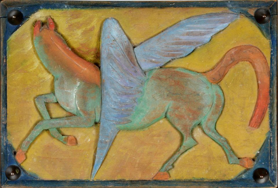 Bild: Anita Rée, Pegasus, 1919