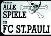 Plakat: FC ST. PAULI - KARLSRUHER SC