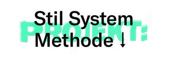 Plakat: Ausstellung über systemorientiertes Design