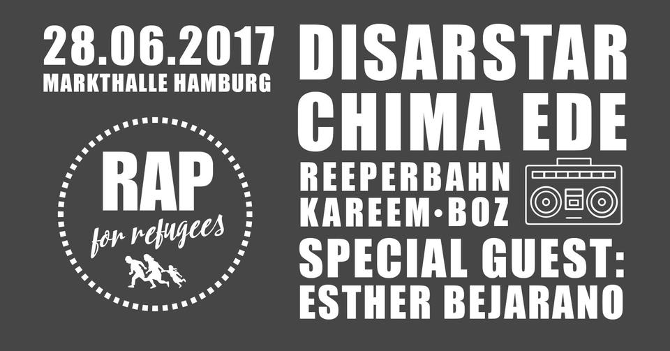 Rap for Refugees
