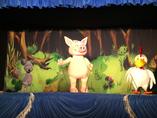 Plakat: Mullewapp - Das Figurentheater der Freunde