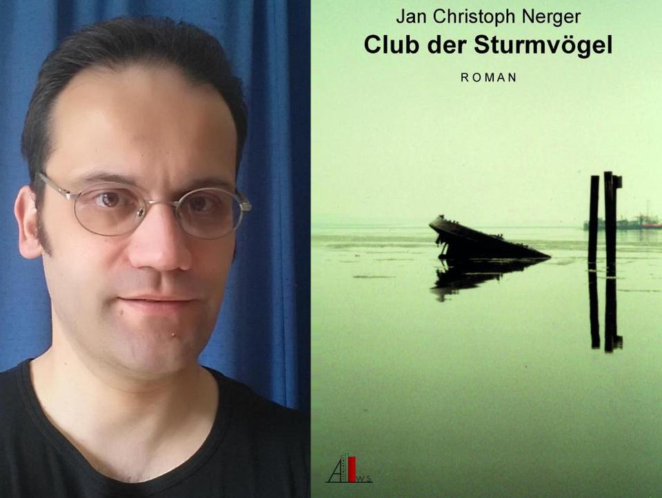 Pressefoto links: © by Christoph Nerger, rechts: © by awsLiteratur