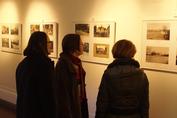 """Plakat: Historische Fotoausstellung """"Liebes altes Othmarschen"""""""