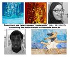 Fotos oben links und Mitte: © by Ümmü Burul, oben rechts und unten links: © by Atelier Freistil, unten rechts: © by Peter Coleman