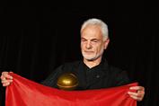 Plakat: Abrakadabra - Zaubersoiree im Zauber-Salon Hamburg