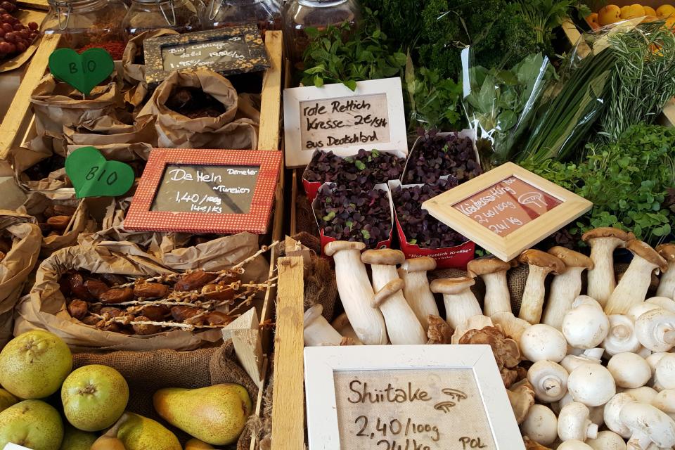 Öko-Wochenmarkt Eppendorf