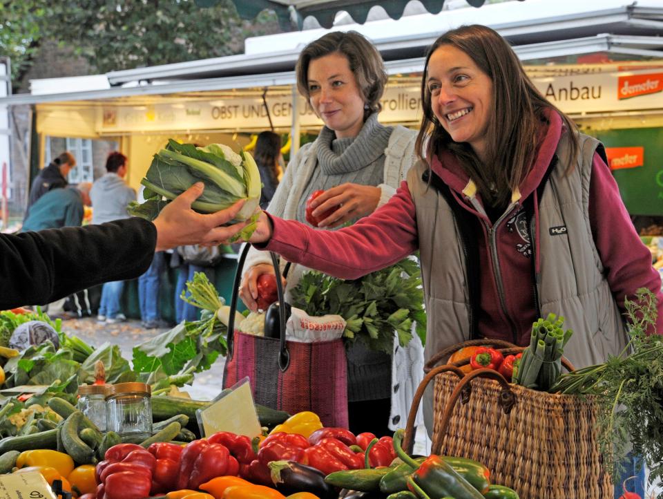 Öko-Wochenmarkt Nienstedten