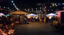 Eimsbüttler Weihnachtsmarkt an der Apostelkirche