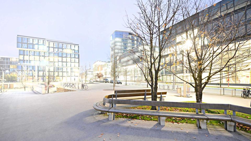 Bild: FOTOKURS // 03 Urban Spaces: Einführung in die Architekturfotografie