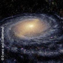 Bild: Im Nachtflug durch die Galaxis