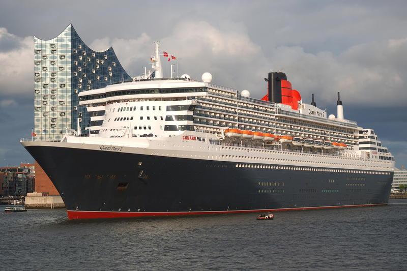 Bild: Queen Mary 2