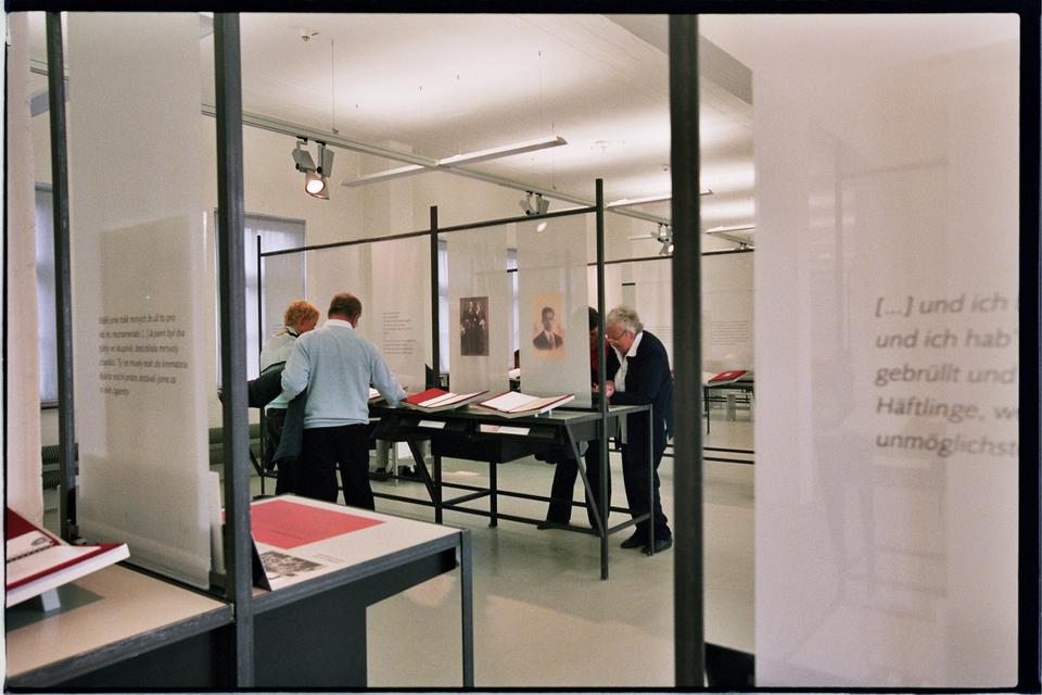 Michael Kottmeier (für die KZ-Gedenkstätte Neuengamme)