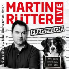 Bild: Martin Rütter: Freispruch!