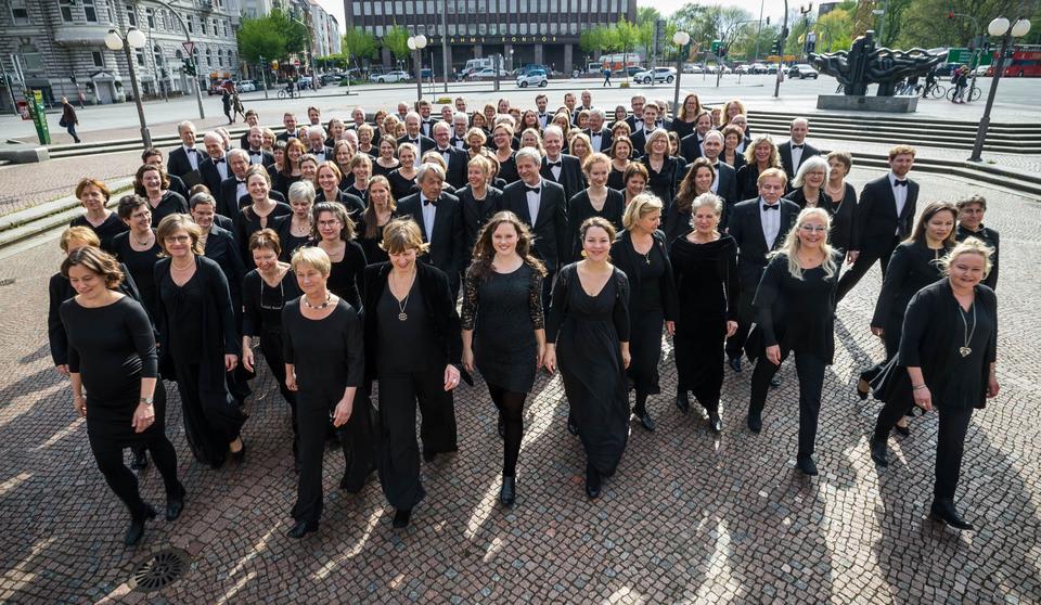 Bild: Symphonischer Chor Hamburg