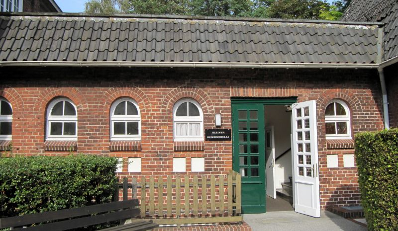 Bild: Kleiner Gemeindesaal Versöhnungskirche