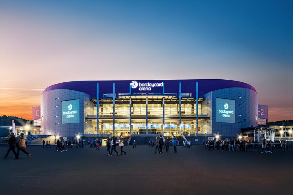 Bild: Barclaycard Arena