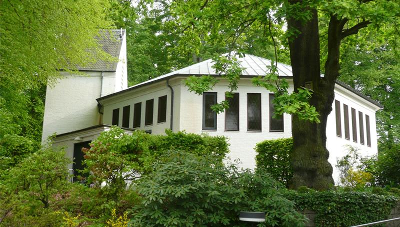 Bild: Matthias-Claudius-Kirche