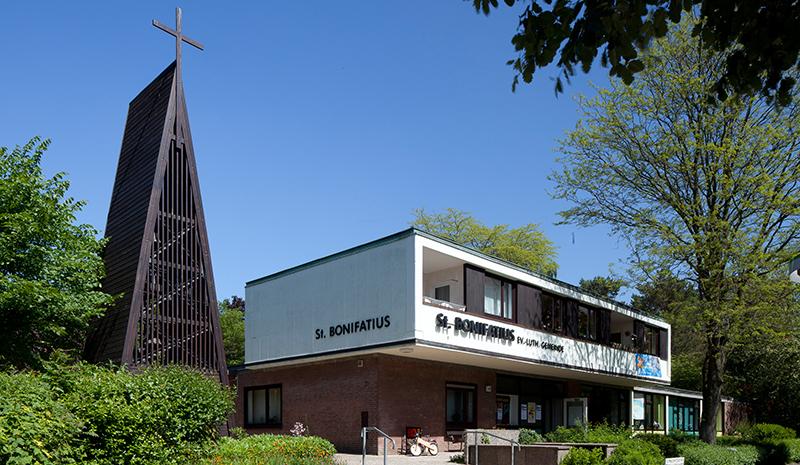 Bild: St. Bonifatius-Kirche