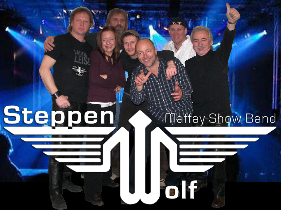 Bild: Steppenwolf (Maffay Show Band)