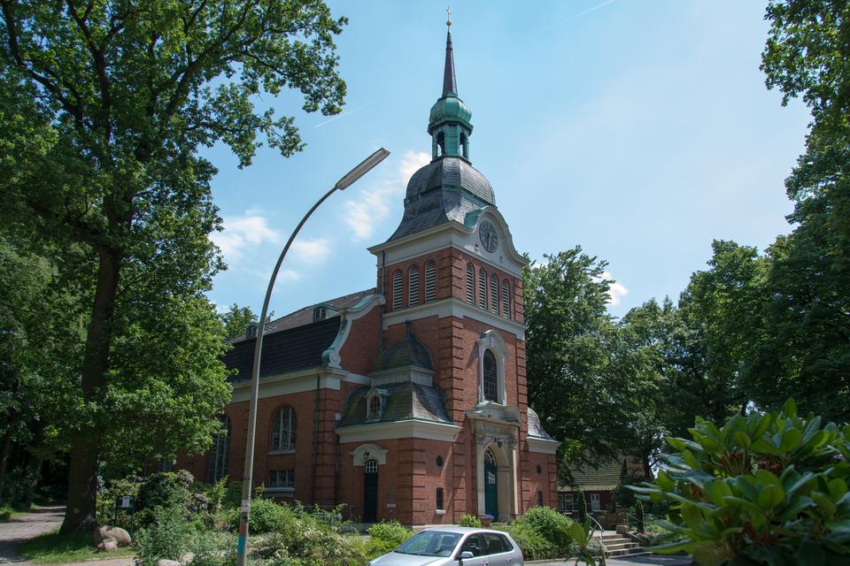 Bild: Lutherkirche Bahrenfeld_3