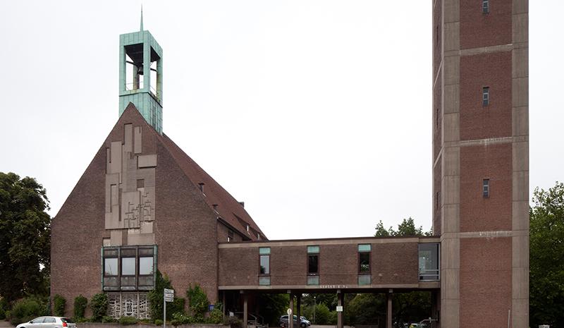 Bild: Christuskirche Wandsbek