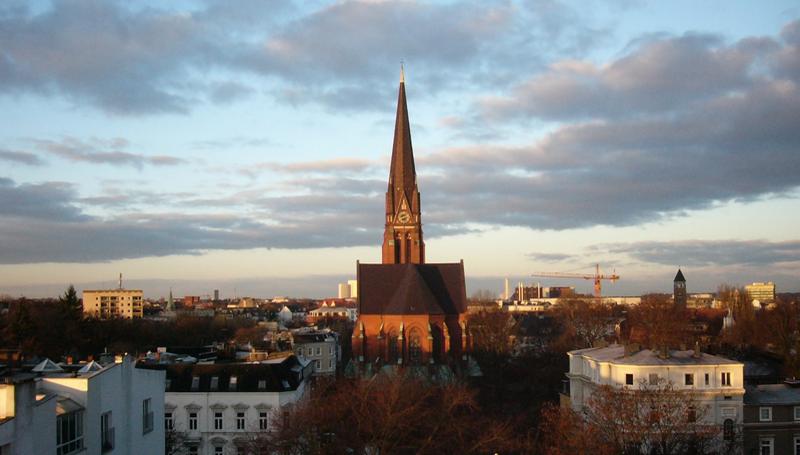 Bild: St. Johanniskirche Altona - Kulturkirche