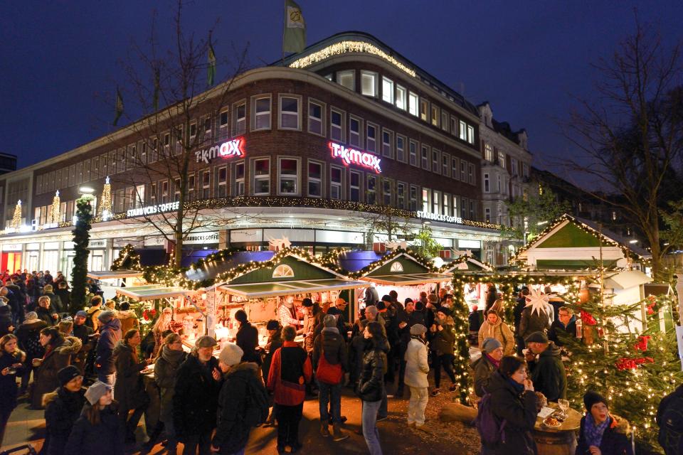Bild: Weihnachtsbummel Eppendorf
