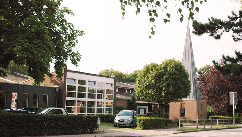 Bild: Gemeindezentrum Immanuel-Haus