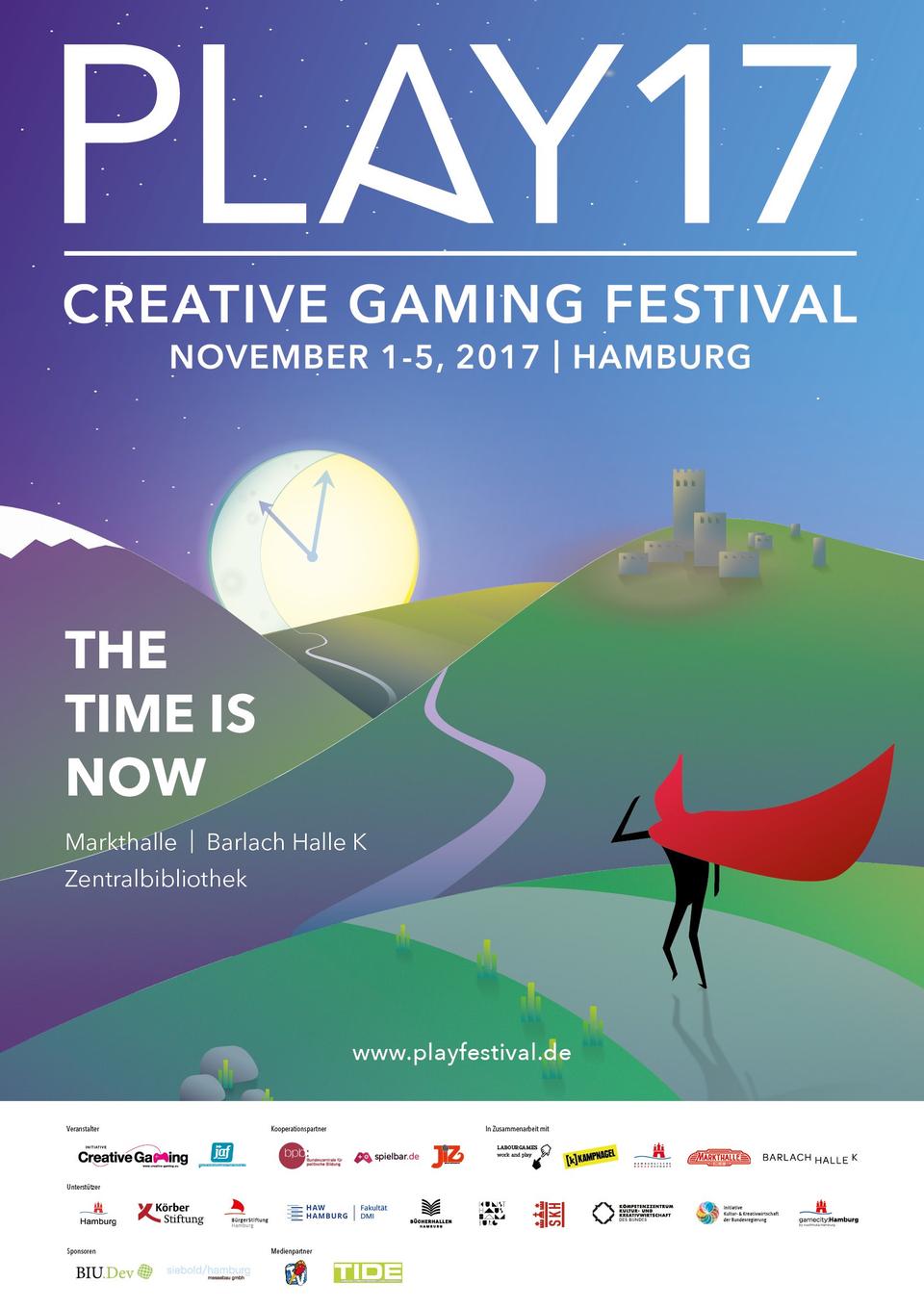 Creative Gaming / PLAY17