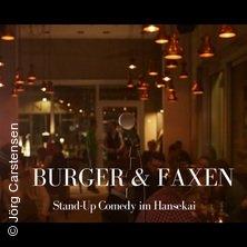 Bild: Burger & Faxen im Hansekai Hamburg
