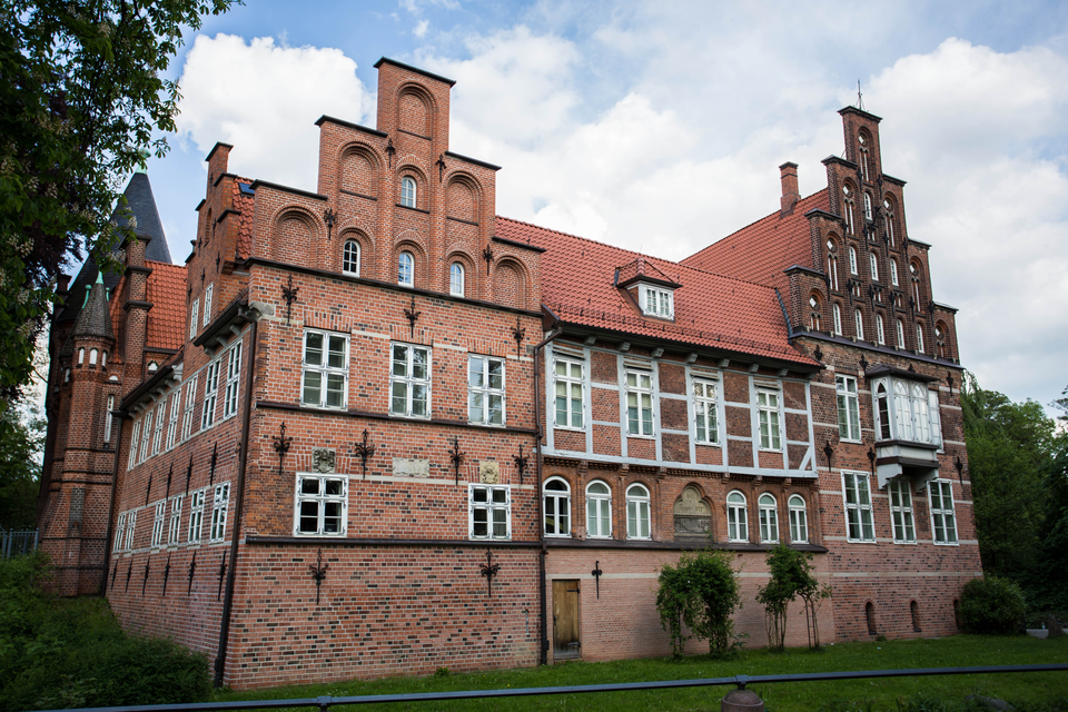 Bild: Bergedorfer Schloss