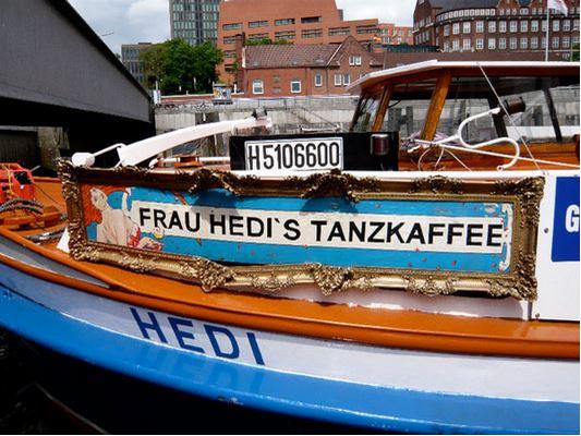 Frau Hedis Tanzkaffee