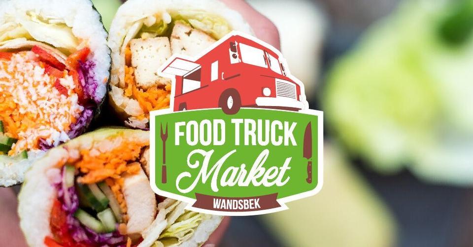 Food Truck Market Wandsbek
