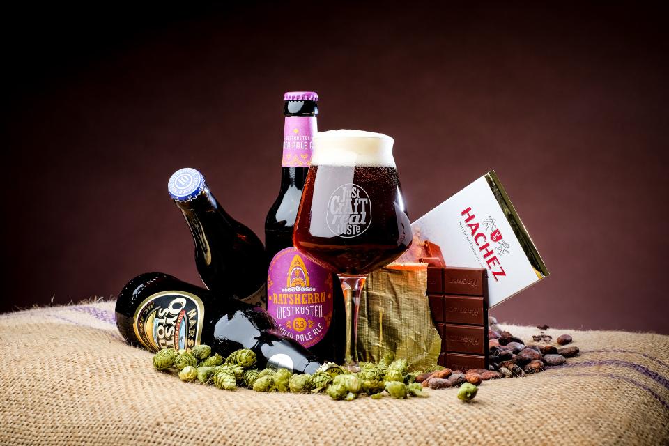 Bild: Bier trifft Schokolade im Chocoversum