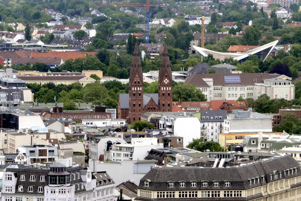 Bild: St. Marien Dom Hamburg