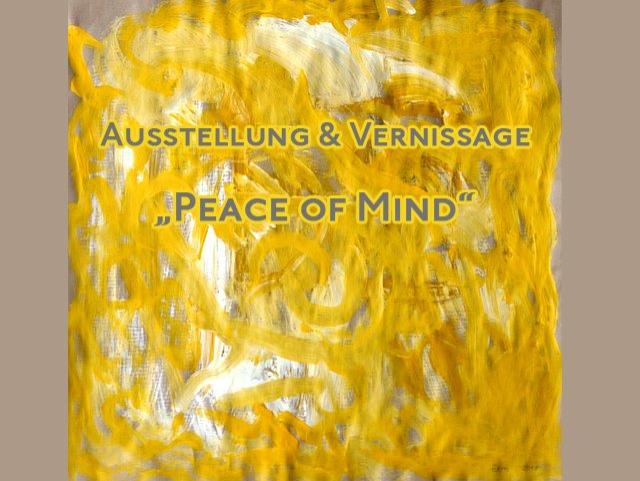 """Peace of mind"""