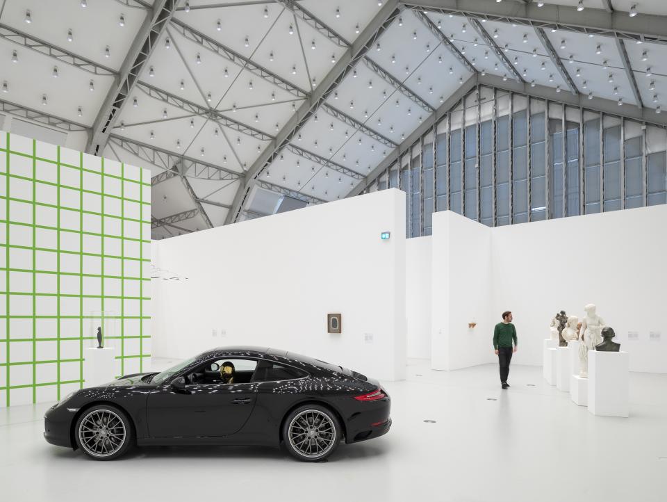 Bild: Ausstellungsansicht - Stuttgart Sichten