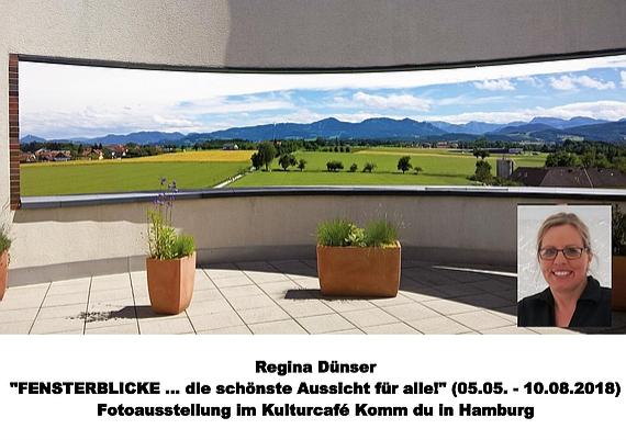 Fensterblicke, Regina Dünser