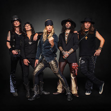 Bild: John Diva & The Rockets of Love - Mama said, Rock is dead - Tour