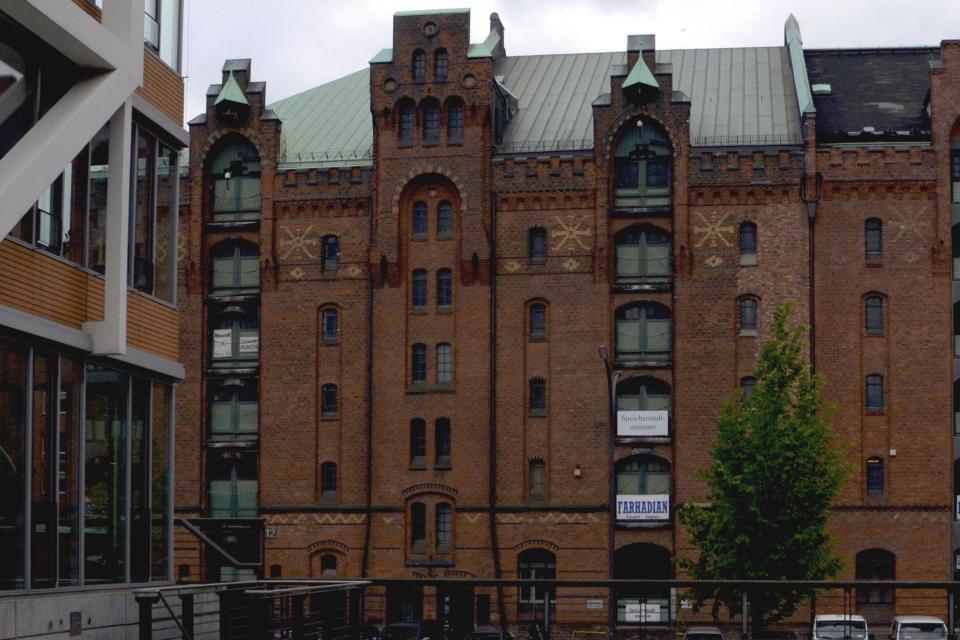 Bild: Speicherstadtmuseum von außen