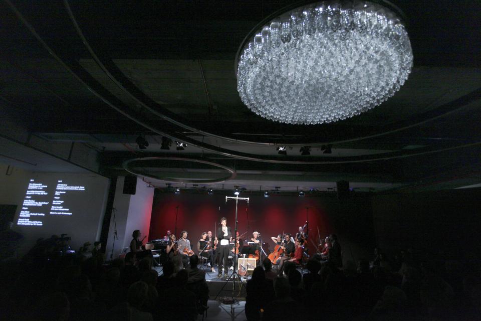 Bild: Raum für Musik: Der Resonanzraum auf St. Pauli.