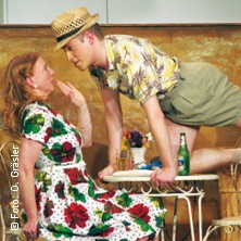 Bild: Komm ein bisschen mit nach Italien - Die Schlager-Revue der 50er Jahre