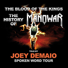 Bild: Manowars Joey DeMaio