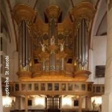 Bild: Orgelkonzert Silvester in St.Jacobi