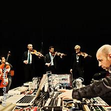 Bild: Plunderphonia by Henrik Schwarz & Alma Quartet
