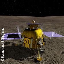 Bild: Weltraum-Roboter 3D