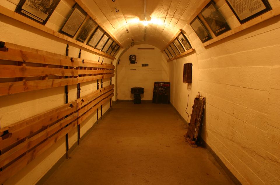 Bild: Bunkermuseum
