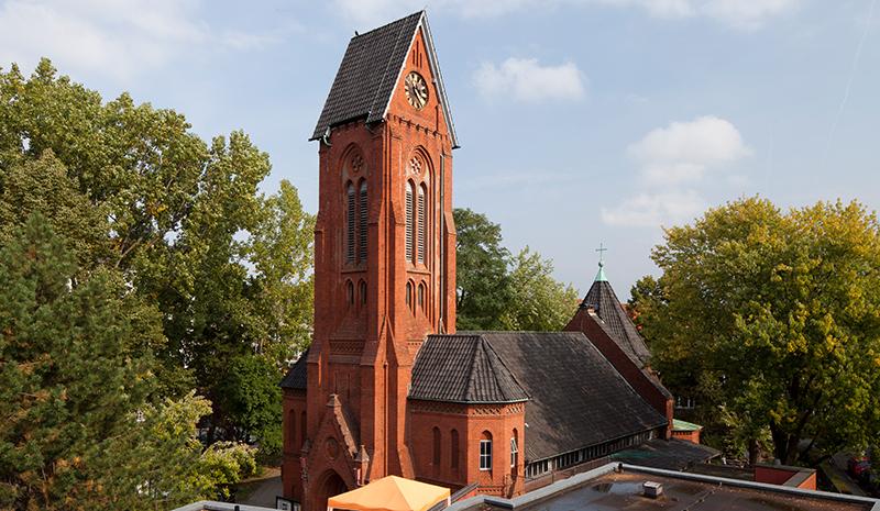 Bild: St. Markus-Kirche
