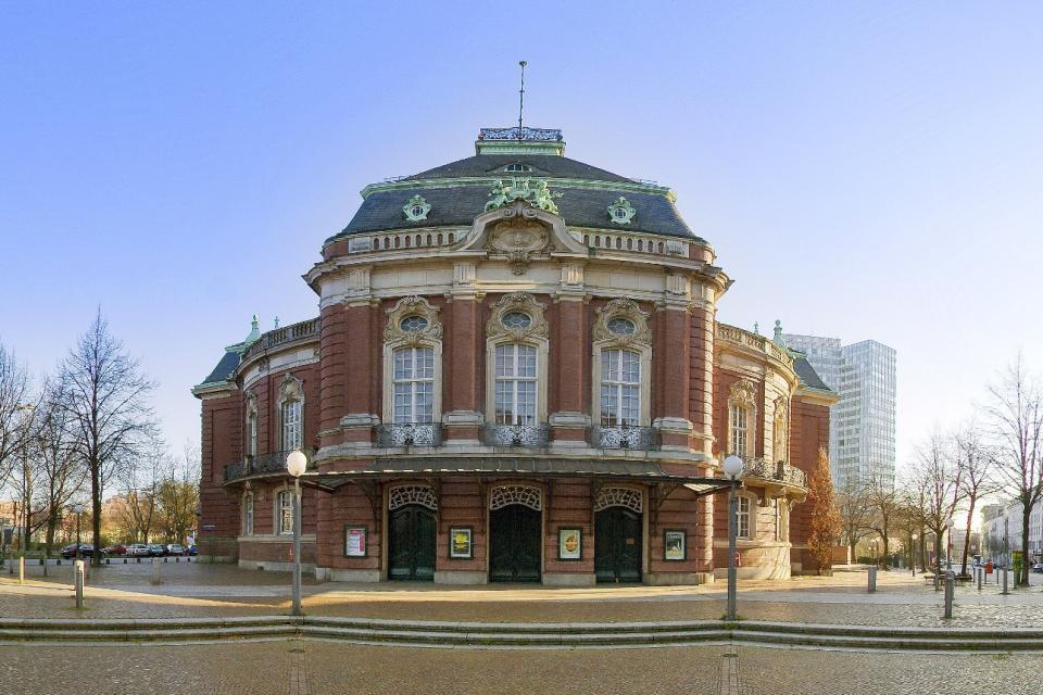 Bild: Amaryllis Quartett in Hamburg